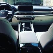 2020 KIA Telluride EX AWD dash