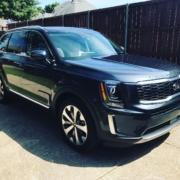 2020 KIA Telluride EX AWD side