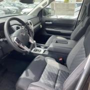 2020 Toyota Tundra CrewMax SR5 interior